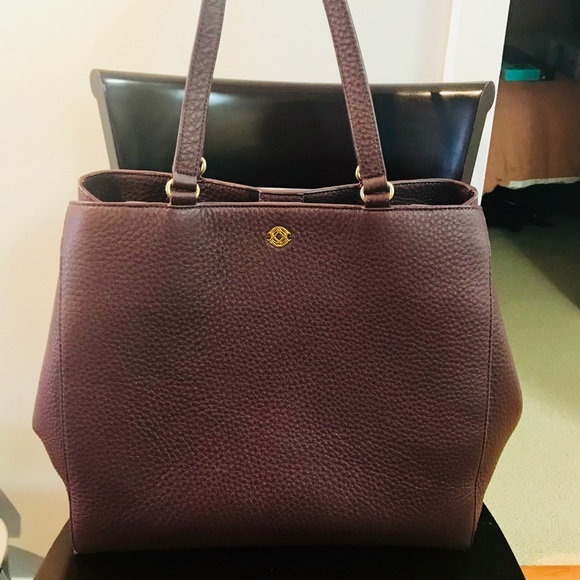 c4204a888ee Dagne Dover Handbags - Dagne Dover - The Allyn Tote - Oxblood Leather